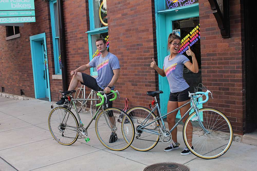 1345 Bardstown Road. Parkside Bikes opened its doors ...  sc 1 st  Parkside Bikes & About Us